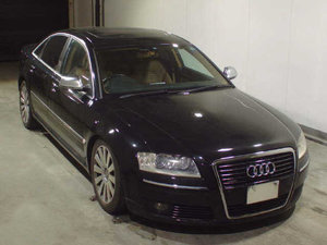 AUDI A8 4.2 V8 QUATTRO LONG WHEEL BASE 4 WHEEL DRIVE AUTO