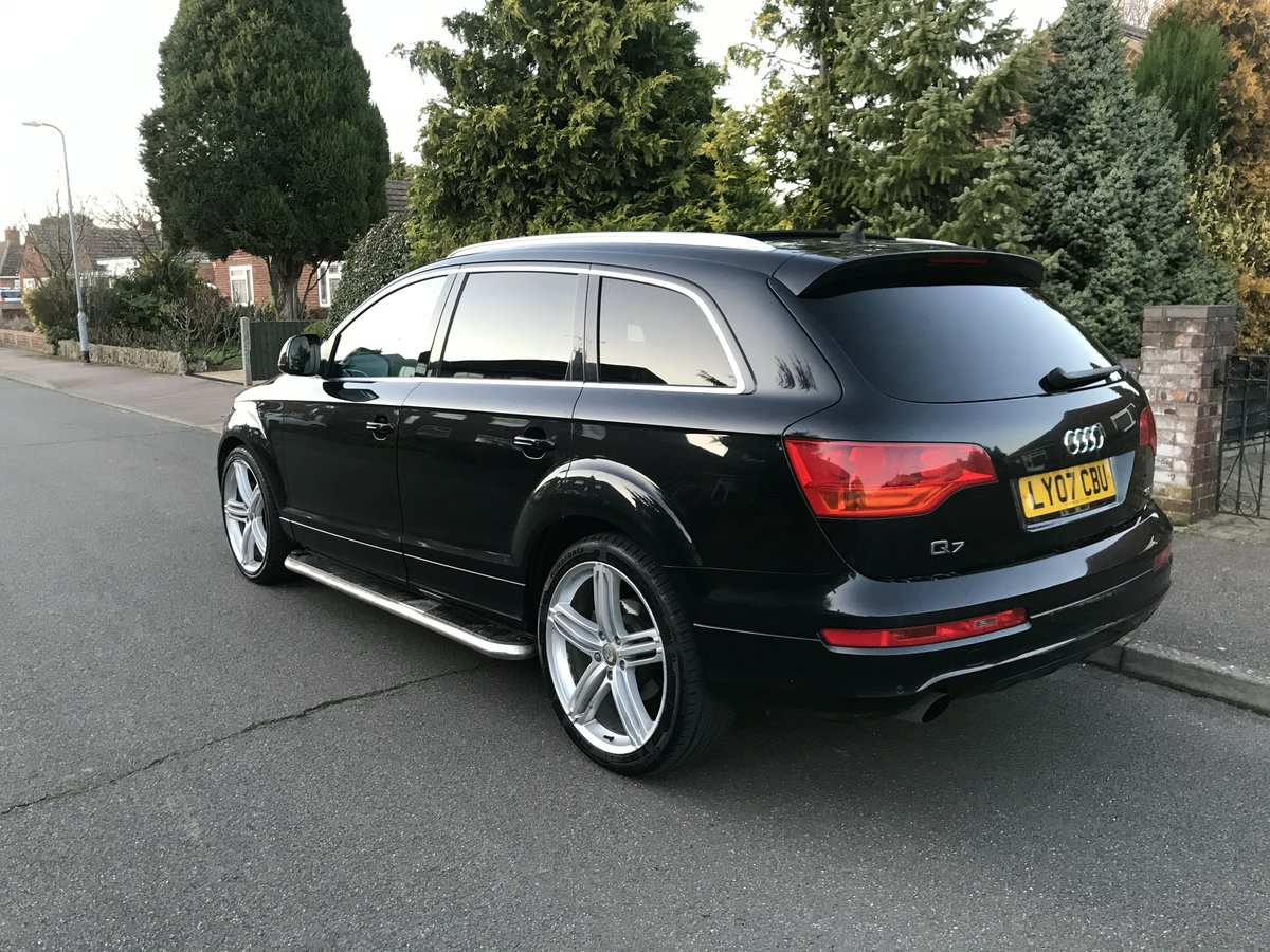 2007 Audi Q7 S line Tiptronic For Sale (picture 2 of 4)