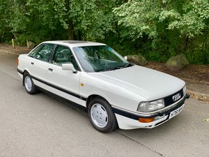 Picture of 1991 Audi 90