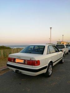 1994 Audi S4 C4 (URS4)