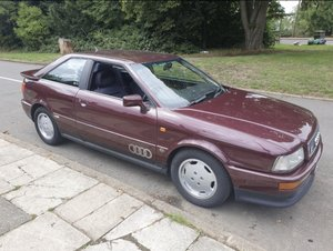 Picture of 1995 audi 2.6 coupe