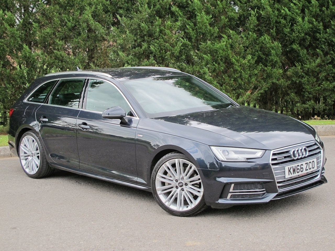 2017 Audi A4 Avant 3.0TDI 272PS quattro S Line S-Tronic For Sale (picture 1 of 6)