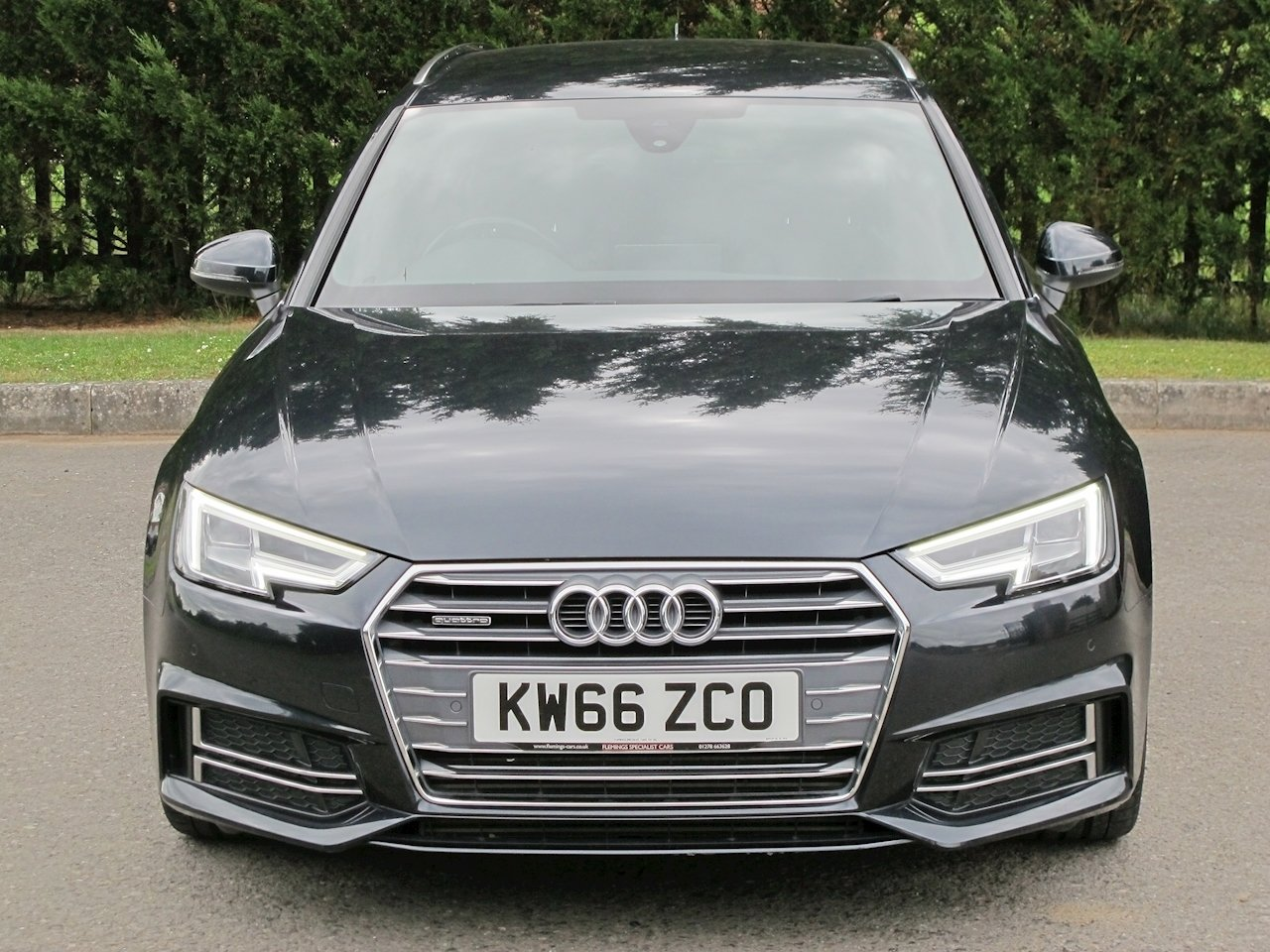 2017 Audi A4 Avant 3.0TDI 272PS quattro S Line S-Tronic For Sale (picture 2 of 6)