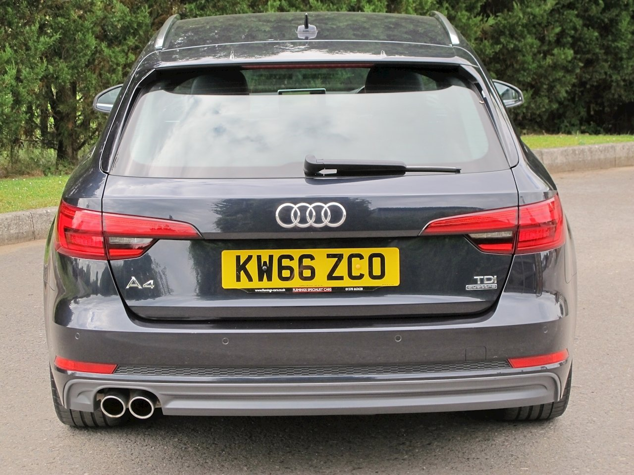 2017 Audi A4 Avant 3.0TDI 272PS quattro S Line S-Tronic For Sale (picture 4 of 6)
