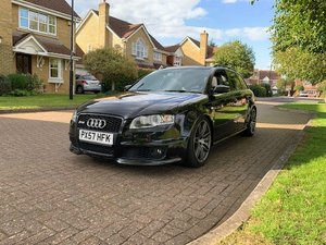 2007 Audi rs4 avant - black edition - carbon pack