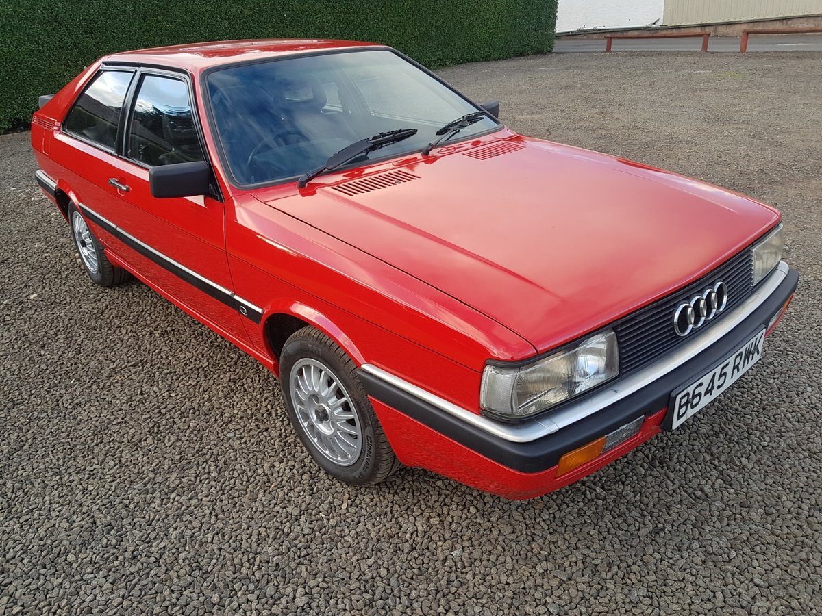 1985 audi coupe gt For Sale (picture 1 of 6)