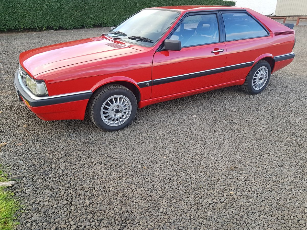 1985 audi coupe gt For Sale (picture 2 of 6)