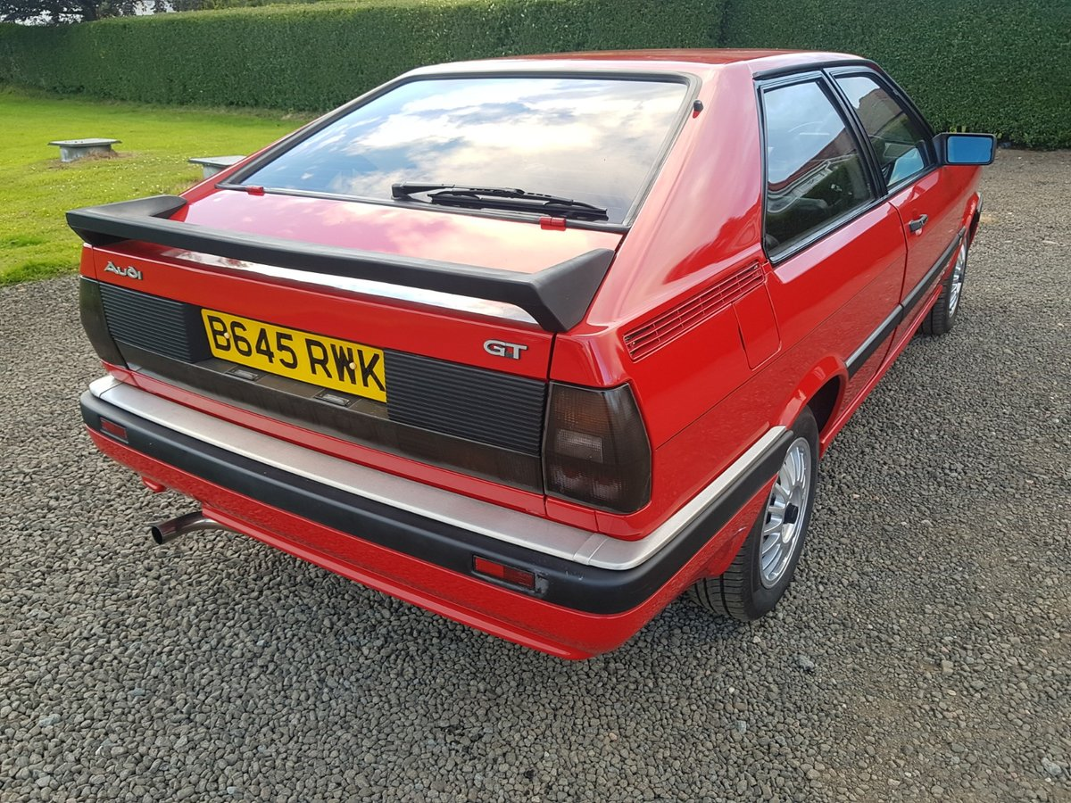 1985 audi coupe gt For Sale (picture 3 of 6)