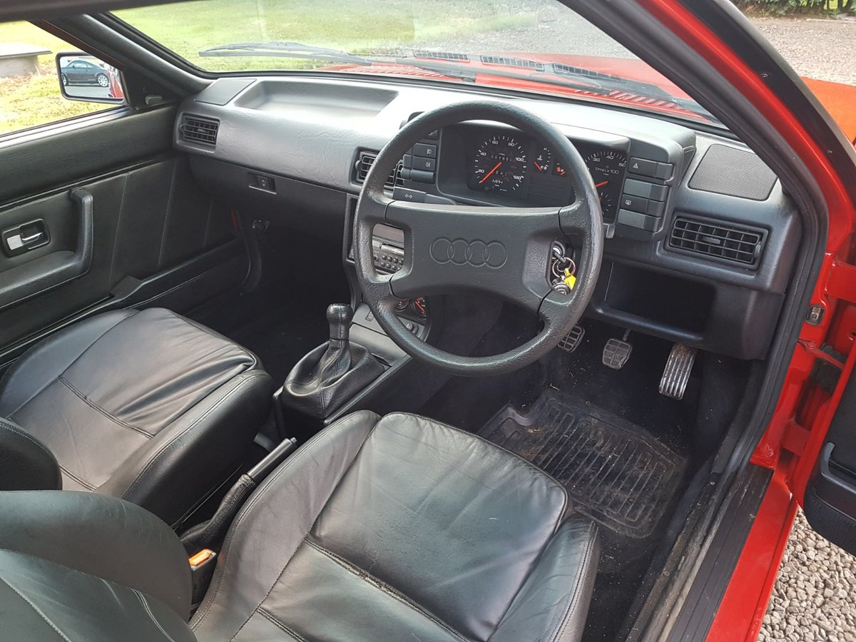1985 audi coupe gt For Sale (picture 5 of 6)