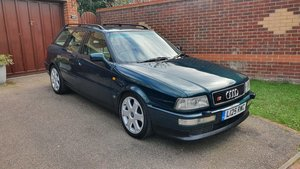 Picture of 1994 Audi s2 avant ABY 2.2t 20v