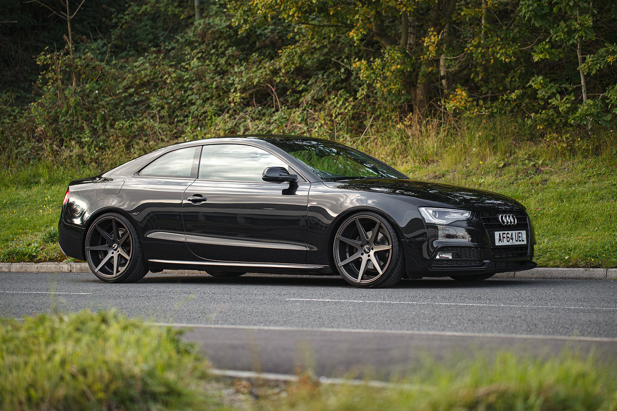 2014 Audi A5 1.8TFSi S-Line Coupe For Sale (picture 1 of 6)
