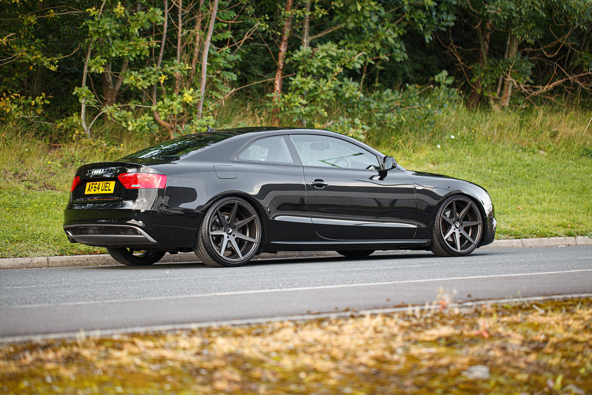 2014 Audi A5 1.8TFSi S-Line Coupe For Sale (picture 3 of 6)