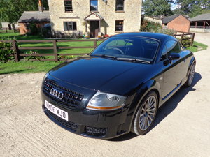 AN IMMACULATE, 3 OWNER, LOW MILEAGE AUDI TT QUATTRO SPORT