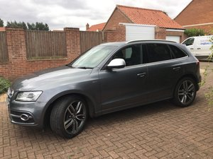 Immaculate Audi sq5 with 18k miles