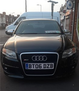 2006 B7 Audi RS4 Saloon