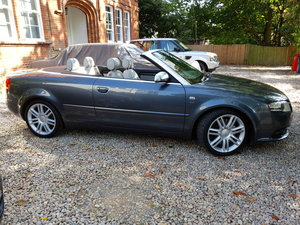 Picture of 2006 Probably The Finest S4 Convertible Available Just 60,200m  SOLD