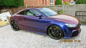 Audi TT RS  Low Mileage