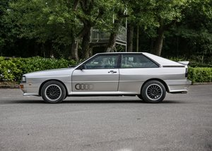 1985  Audi Quattro UR