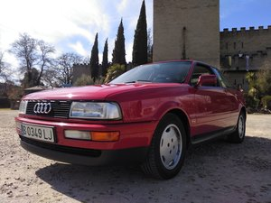 Picture of 1989 Audi coupé 2.2 For Sale