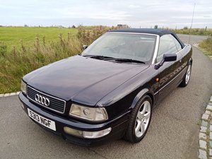 1998 Audi Cabriolet Final Edition