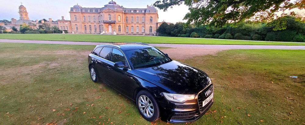 2013 LHD AUDI A6 3.0TDI S-LINE, ESTATE, LEFT HAND DRIVE For Sale (picture 1 of 6)