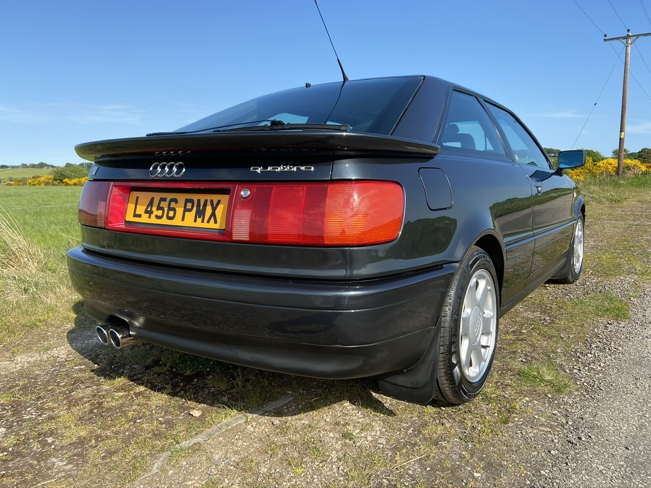 1994 Audi S2 coupe For Sale | Car And Classic