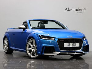 Picture of 2016 16 66 AUDI TT RS ROADSTER 2.5 TFSI S-TRONIC AUTO