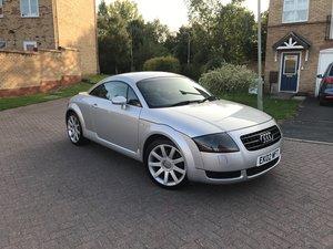2002 Audi TT 225bhp*Quattro*Only 2 Owners*RareFactory SatNav