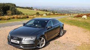 Audi A7 BiTDI 313 S-line [5 Seat]