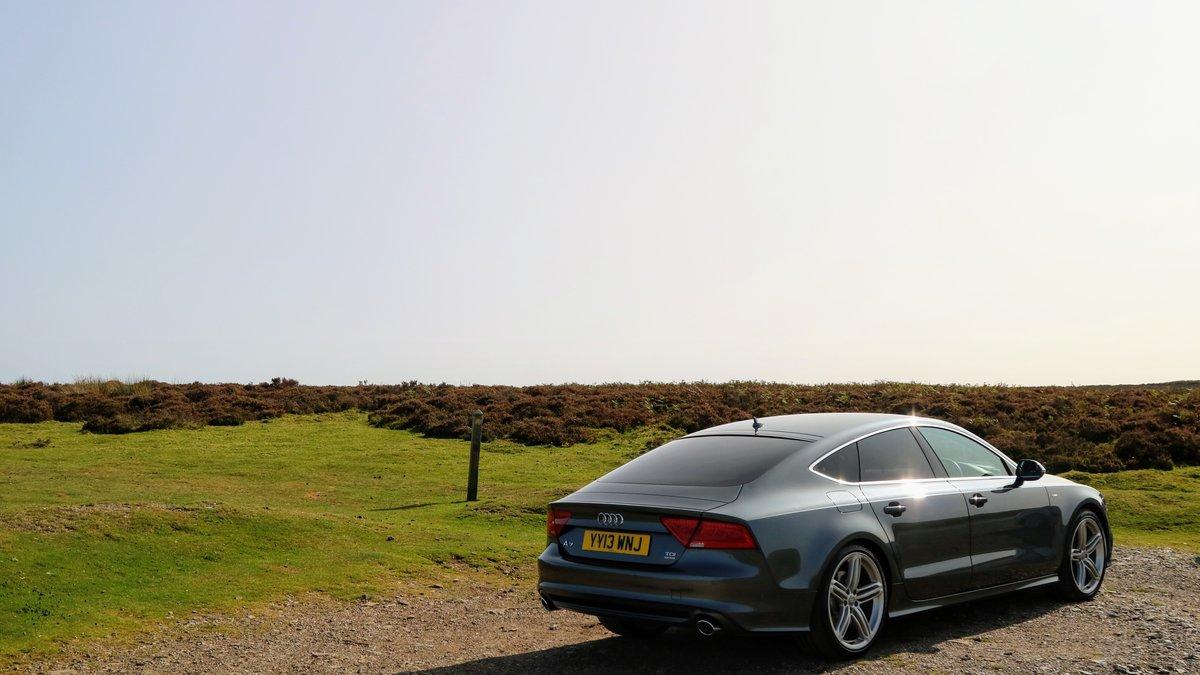 2013 Audi A7 BiTDI 313 S-line [5 Seat] For Sale (picture 2 of 6)