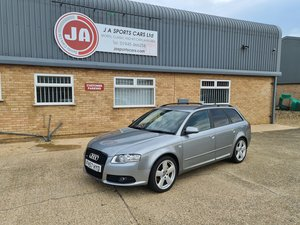 Audi A4 Avant S Line SE 2.0 TDI 2007 For Sale