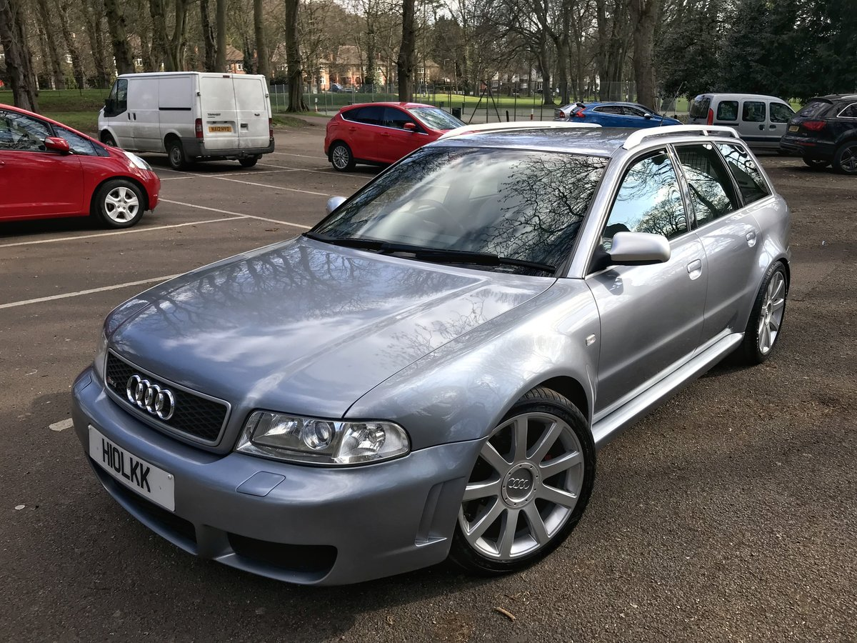 2001 Audi B5 RS4 Avant For Sale (picture 1 of 6)