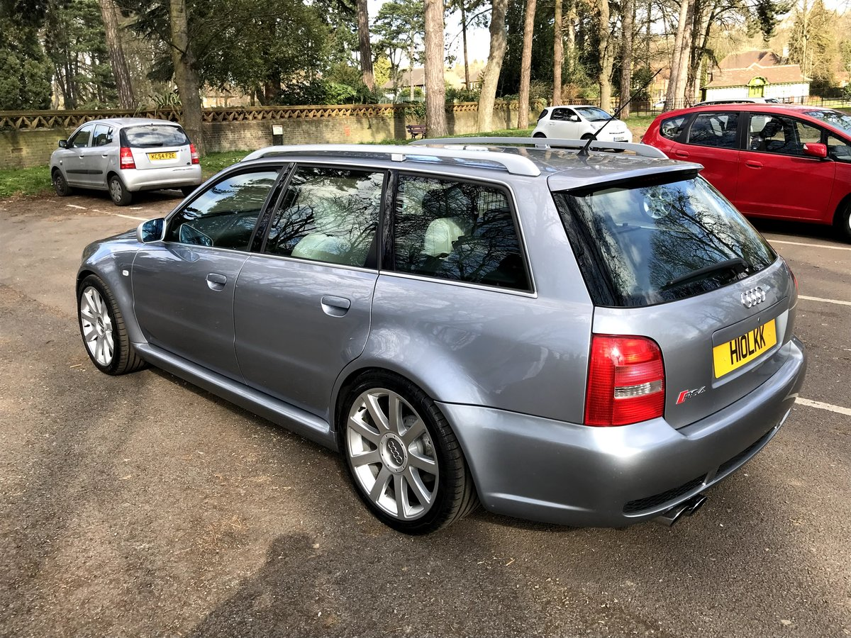 2001 Audi B5 RS4 Avant For Sale (picture 2 of 6)