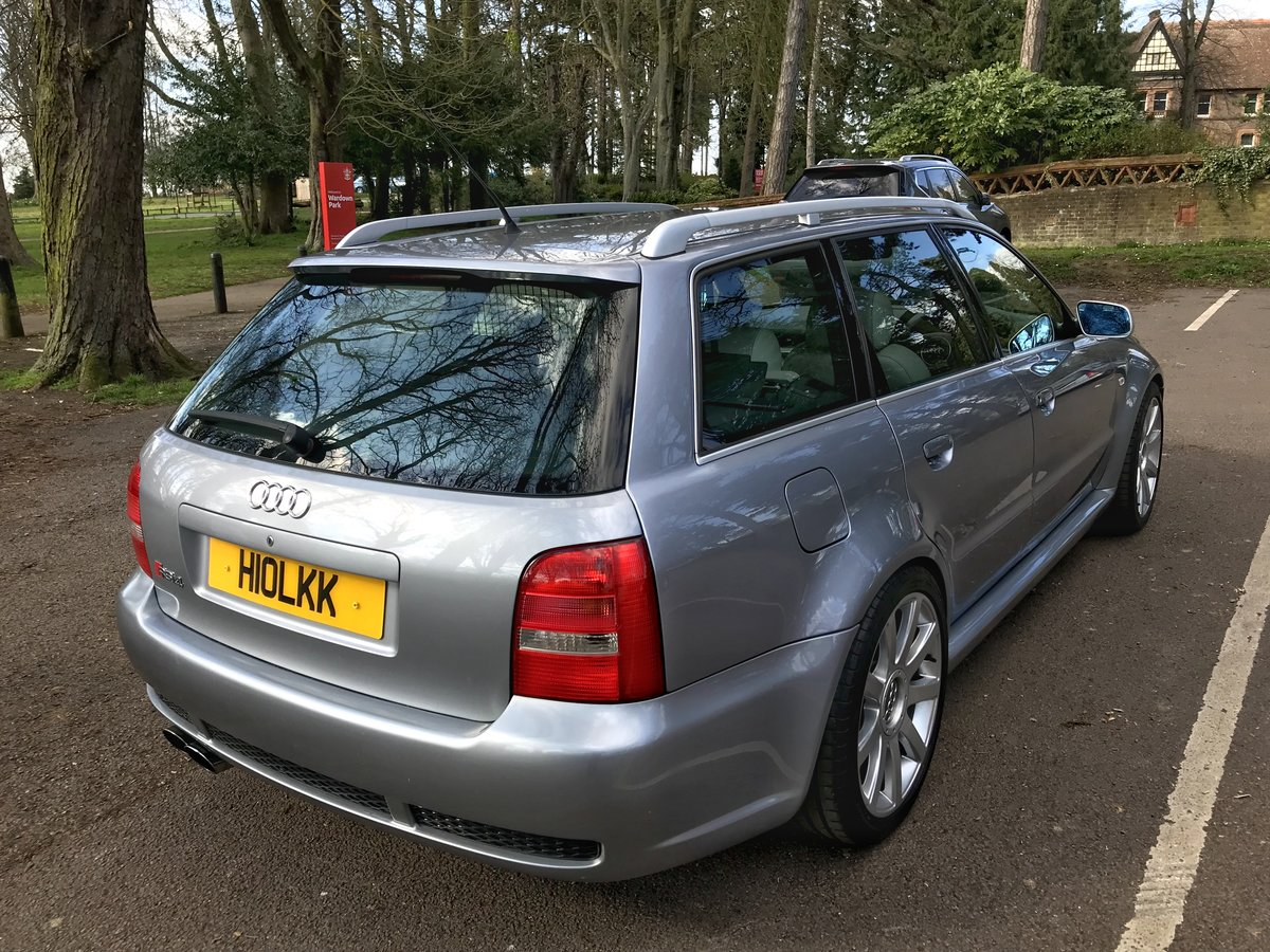 2001 Audi B5 RS4 Avant For Sale (picture 3 of 6)