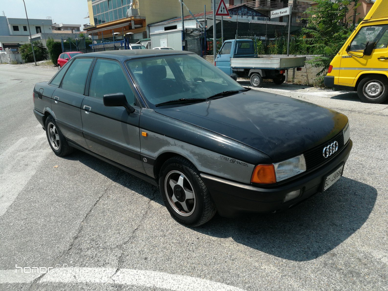 1989 Audi 80 1.8 E GPL For Sale   Car And Classic