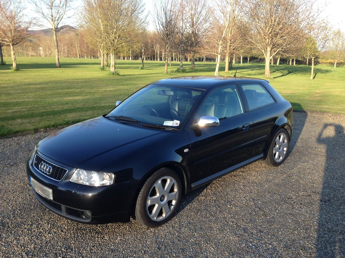2003 AUDI S3 - Immaculate Quattro 225BHP For Sale (picture 1 of 6)