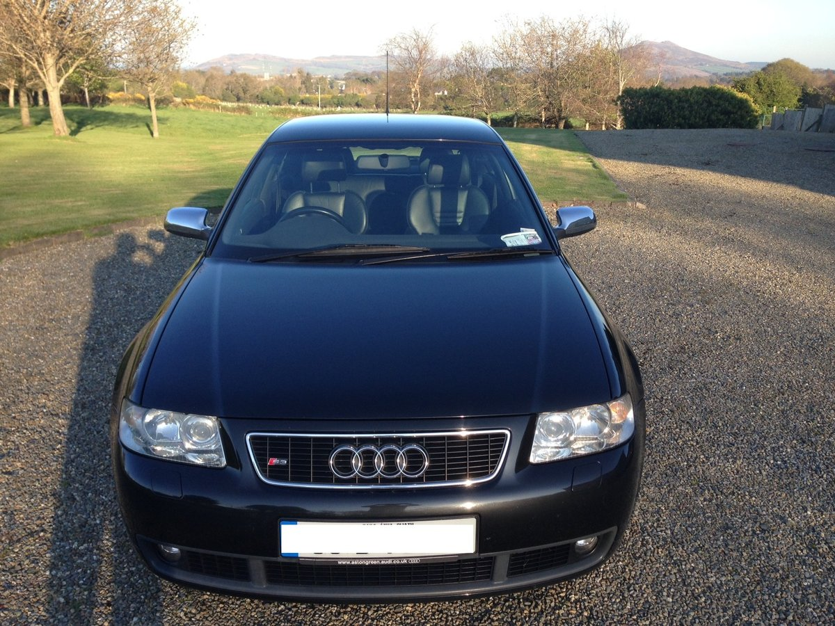 2003 AUDI S3 - Immaculate Quattro 225BHP For Sale (picture 3 of 6)