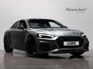 2020 20 20 AUDI RS5 CARBON BLACK 2.9 TFSI COUPE AUTO