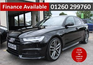 Picture of 2017 AUDI A6 2.0 TDI ULTRA BLACK EDITION 4DR AUTOMATIC For Sale