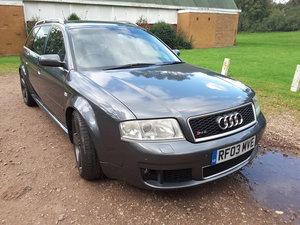 2003 Audi RS6 Avant 03 C5