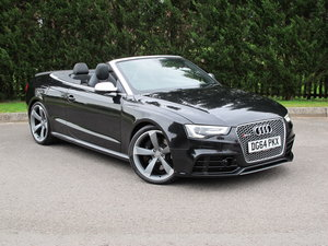 Picture of 2014 Audi RS5 4.2V8 Cabriolet quattro For Sale
