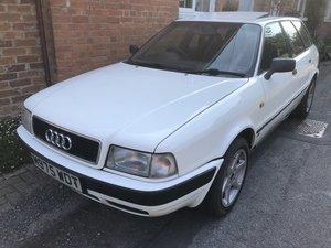1995 Audi 80 1.9 Turbo diesel estate
