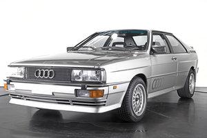 1985 AUDI QUATTRO WR3 -