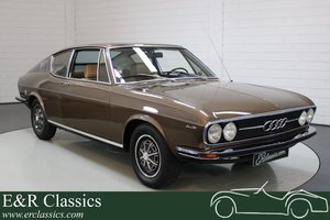 Audi 100 Coupé S very good condition 1973 For Sale