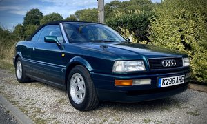 Picture of 1993 Immaculate Audi Cabriolet 2.3