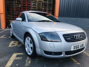 2000 AUDI TT QUATTRO 225BHP MK1 LOW MILEAGE FSH BAM For Sale