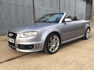 Picture of Stunning 2007 Audi RS4 Cabriolet, 54,864 miles. SOLD