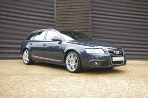 Picture of 2010 Audi A6 3.0 TDI S-Line Special EDT Quattro Avant (88,000) SOLD