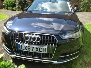 Audi A6 allroad Very Economical 48mpg!