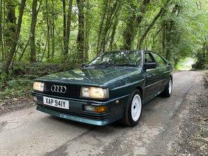 Audi ur Quattro 20v